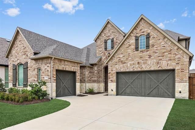 3102 Belmont Way, Celina, TX 75009 (MLS #14328850) :: Real Estate By Design
