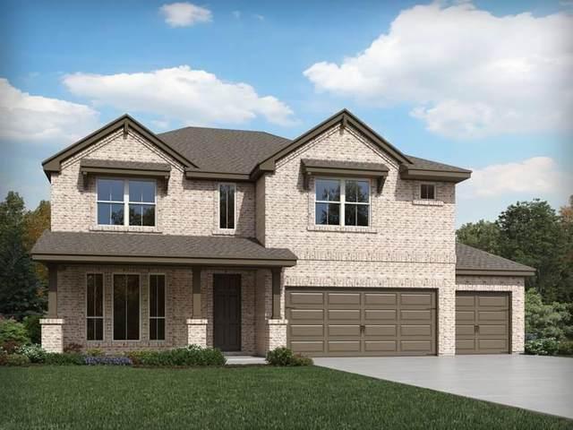 1717 Pleasant Knoll Trail, Aubrey, TX 76227 (MLS #14328937) :: Real Estate By Design