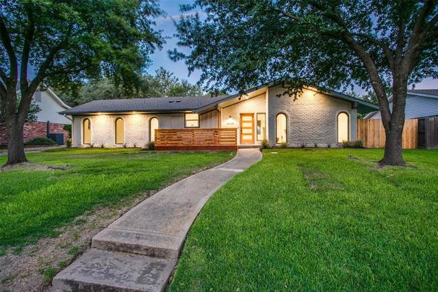 2506 Grandview Drive, Richardson, TX 75080 (MLS #14328987) :: Team Tiller