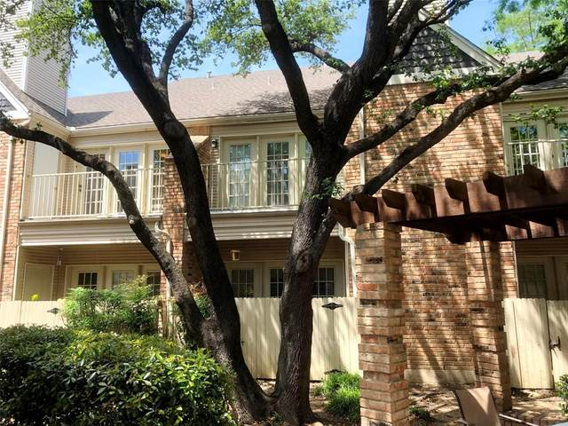 5325 Bent Tree Forest Drive 2254D, Dallas, TX 75248 (MLS #14329020) :: Century 21 Judge Fite Company