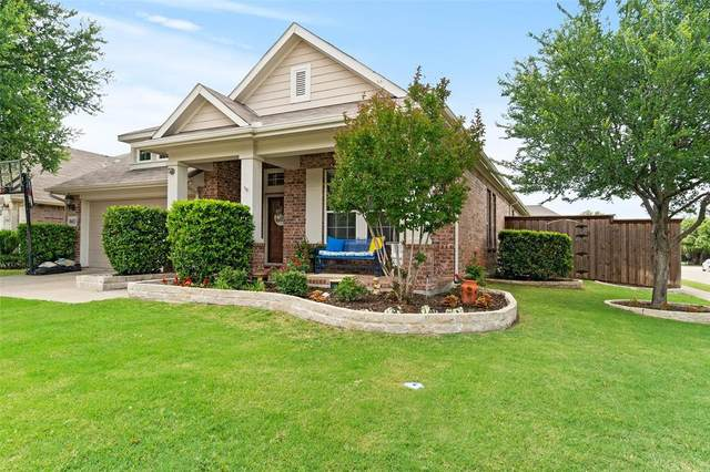 8683 Marion Drive, Frisco, TX 75036 (MLS #14329124) :: Real Estate By Design