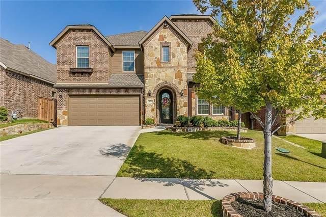 3641 Saratoga Downs Way, Fort Worth, TX 76244 (MLS #14329158) :: The Mauelshagen Group