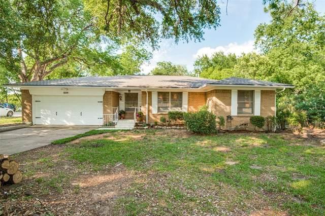 1019 E Windsor Drive, Denton, TX 76209 (MLS #14329288) :: The Mauelshagen Group