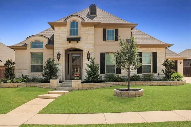 4913 Bateman Road, Fort Worth, TX 76244 (MLS #14329457) :: Real Estate By Design