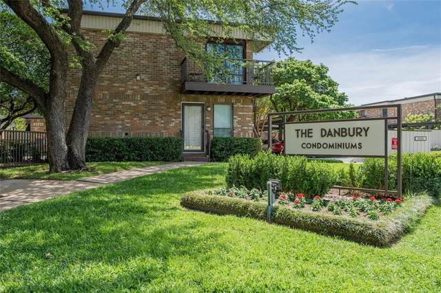 6036 Birchbrook Drive #129, Dallas, TX 75206 (MLS #14329605) :: Hargrove Realty Group