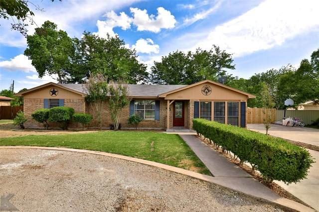 1005 Shaney Lane, Clyde, TX 79510 (MLS #14329655) :: NewHomePrograms.com LLC