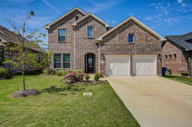 11387 Misty Ridge Drive, Flower Mound, TX 76262 (MLS #14329676) :: The Kimberly Davis Group