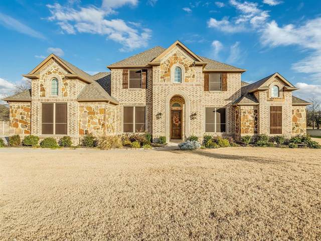 640 Prairie Timber Road, Burleson, TX 76028 (MLS #14329702) :: Tenesha Lusk Realty Group