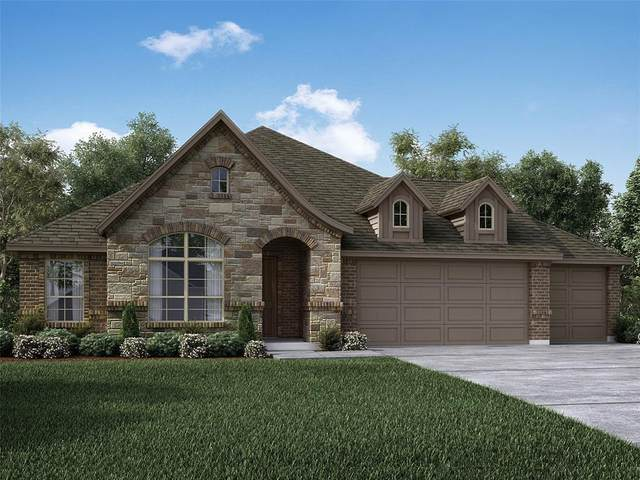 405 Ben Thomas Street, Burleson, TX 76028 (MLS #14329740) :: The Mitchell Group