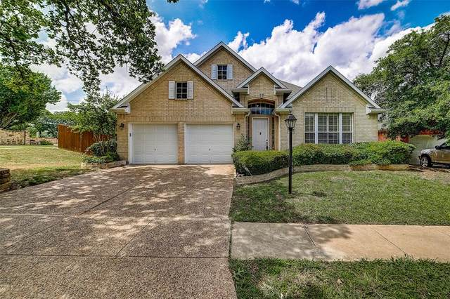 2701 Cedar View Court, Arlington, TX 76006 (MLS #14329750) :: Potts Realty Group