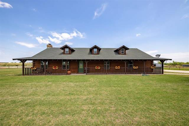 11492 Jackson Road, Krum, TX 76249 (MLS #14329765) :: The Mauelshagen Group