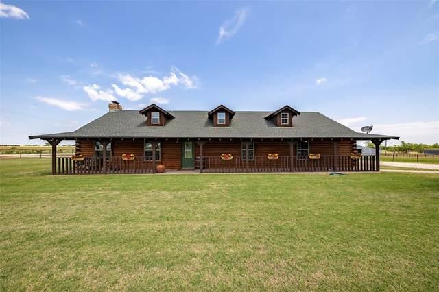 11492 Jackson Road, Krum, TX 76249 (MLS #14329765) :: Baldree Home Team