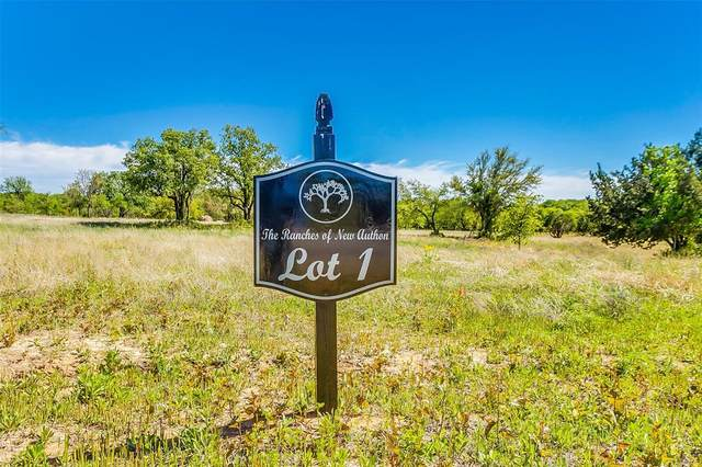 Lot 1 Rona Lane, Weatherford, TX 76088 (MLS #14329843) :: HergGroup Dallas-Fort Worth