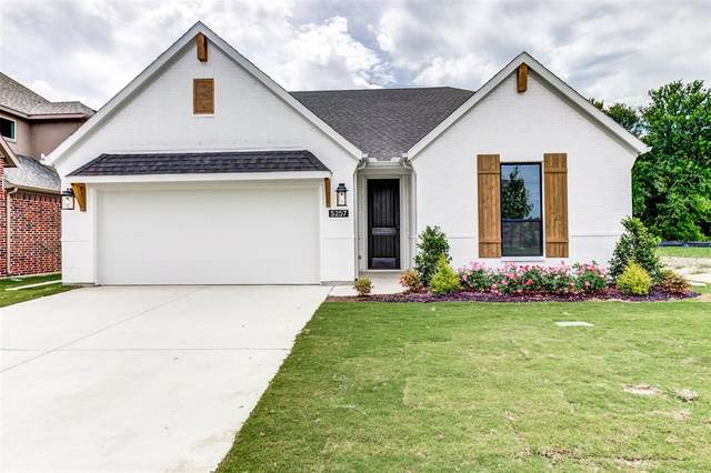 5257 Gaucho Trail, Fort Worth, TX 76126 (MLS #14329891) :: Potts Realty Group