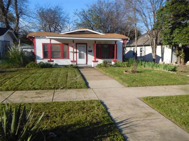 1101 E Ramsey Avenue, Fort Worth, TX 76104 (MLS #14329894) :: North Texas Team | RE/MAX Lifestyle Property