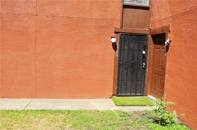 7152 Fair Oaks Avenue #1089, Dallas, TX 75231 (MLS #14329907) :: Results Property Group
