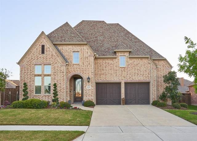 4611 Bristleleaf Lane, Prosper, TX 75078 (MLS #14329908) :: Tenesha Lusk Realty Group