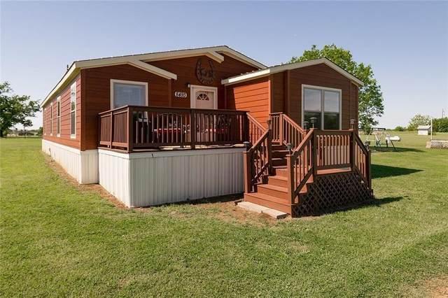 8493 T L Ranch Road, Ponder, TX 76259 (MLS #14329926) :: The Kimberly Davis Group