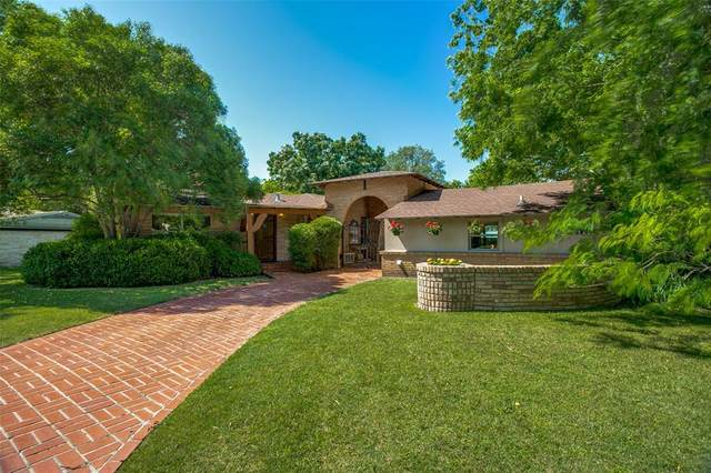3621 Manderly Place, Fort Worth, TX 76109 (MLS #14330039) :: Real Estate By Design