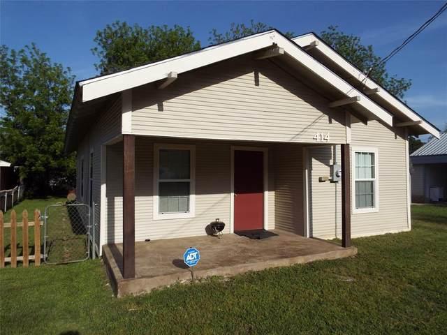 414 S Green Street, Eastland, TX 76448 (MLS #14330117) :: Potts Realty Group