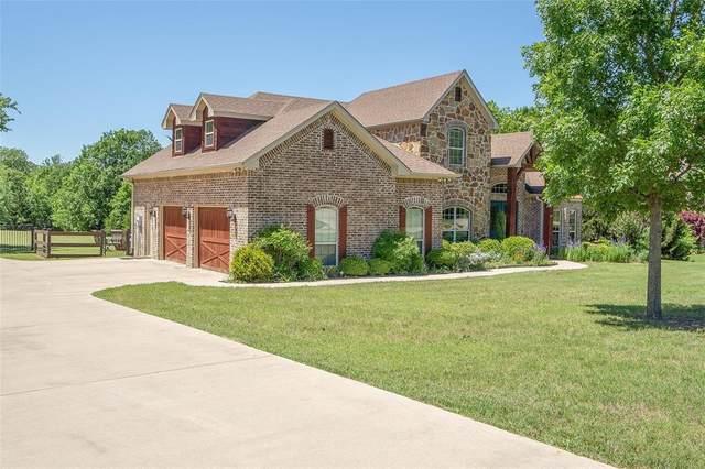 8208 Oak Creek Lane, Denton, TX 76208 (MLS #14330204) :: Frankie Arthur Real Estate