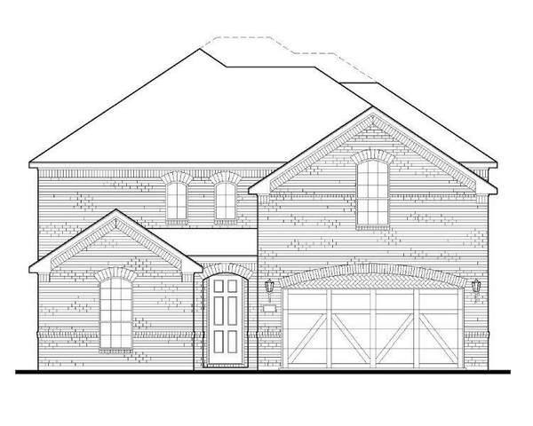 813 Harrington Lane, Celina, TX 75009 (MLS #14330264) :: Real Estate By Design