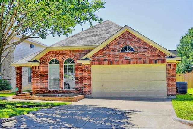 4937 Sunset Ridge Drive, Fort Worth, TX 76123 (MLS #14330306) :: Tenesha Lusk Realty Group