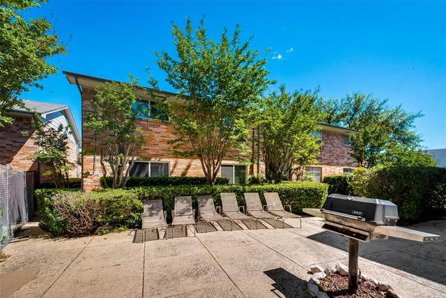 8083 Meadow Road #125, Dallas, TX 75231 (MLS #14330309) :: RE/MAX Pinnacle Group REALTORS