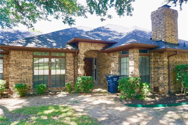 5881 Westhaven Drive, Fort Worth, TX 76132 (MLS #14330362) :: Tenesha Lusk Realty Group