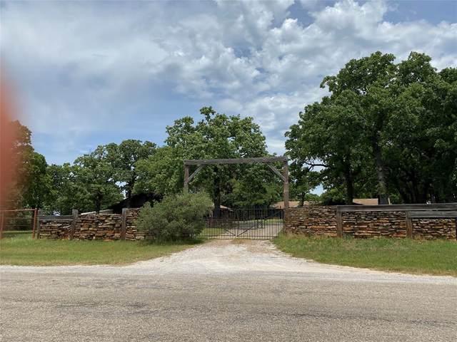 370 Old Millsap Road, Weatherford, TX 76088 (MLS #14330386) :: Team Hodnett