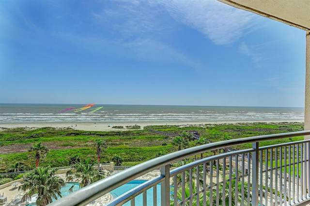 801 E Beach Drive Tw0504, Galveston, TX 77550 (MLS #14330404) :: The Kimberly Davis Group