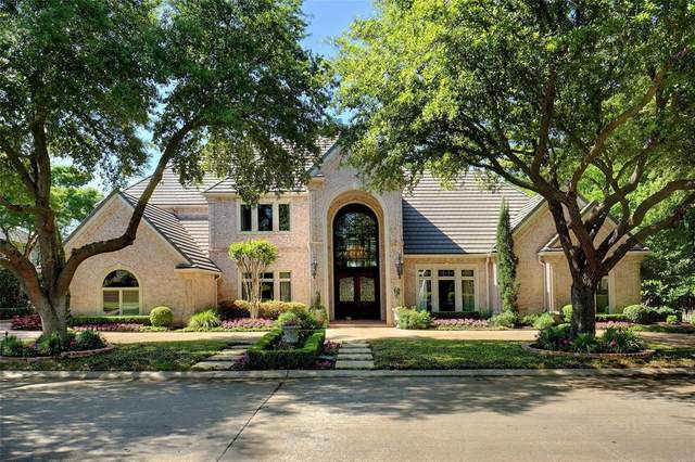 6920 Shadow Creek Court, Fort Worth, TX 76132 (MLS #14330478) :: Real Estate By Design