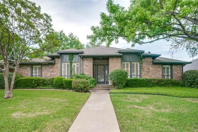 7116 Winedale Drive, Dallas, TX 75231 (MLS #14330507) :: The Heyl Group at Keller Williams