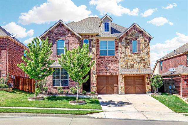 4305 Oak Chase Drive, Fort Worth, TX 76244 (MLS #14330651) :: The Welch Team