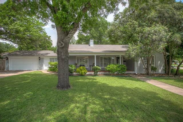 3600 Brighton Road, Fort Worth, TX 76109 (MLS #14330678) :: Real Estate By Design