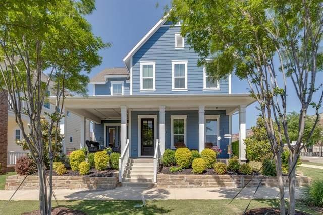 6000 Monterey Mews, North Richland Hills, TX 76180 (MLS #14330760) :: Real Estate By Design