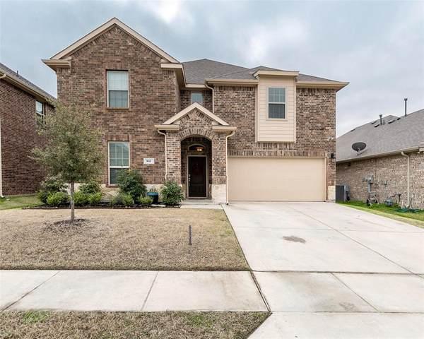 547 Bassett Hall Road, Fate, TX 75189 (MLS #14330905) :: RE/MAX Landmark