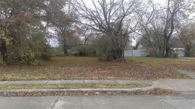 3938 Coolidge Street, Dallas, TX 75215 (MLS #14330908) :: The Hornburg Real Estate Group