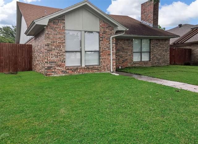1110 Concord Drive, Mansfield, TX 76063 (MLS #14331037) :: Trinity Premier Properties