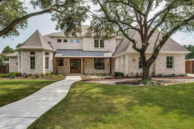 11005 Lawnhaven Road, Dallas, TX 75230 (MLS #14331082) :: The Mauelshagen Group