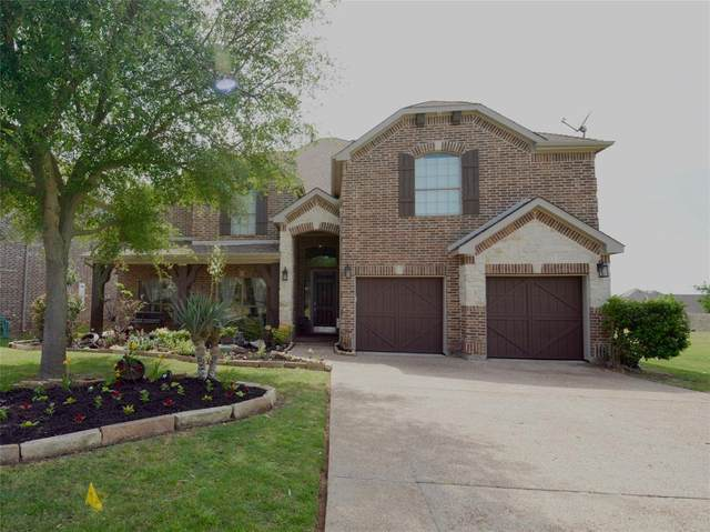 12349 Fairway Meadows Drive, Fort Worth, TX 76179 (MLS #14331151) :: Real Estate By Design