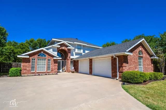 1750 Alamo Court, Clyde, TX 79510 (MLS #14331161) :: NewHomePrograms.com LLC