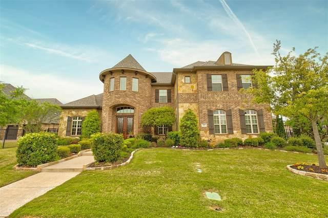 1012 Whittington Place, Southlake, TX 76092 (MLS #14331422) :: The Kimberly Davis Group