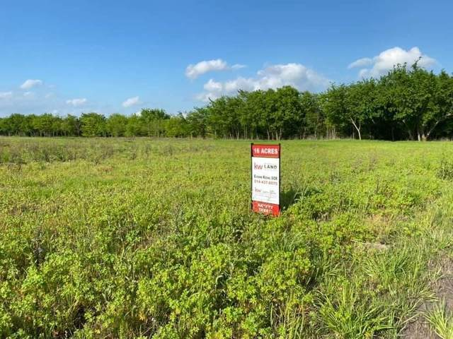 TR2 Mcgeehe Road, Collinsville, TX 76233 (MLS #14331535) :: All Cities USA Realty