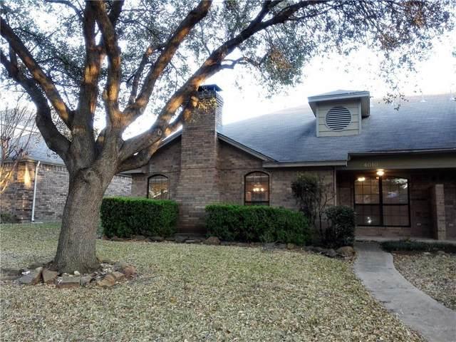 4010 Morman Lane, Addison, TX 75001 (MLS #14331565) :: The Paula Jones Team | RE/MAX of Abilene