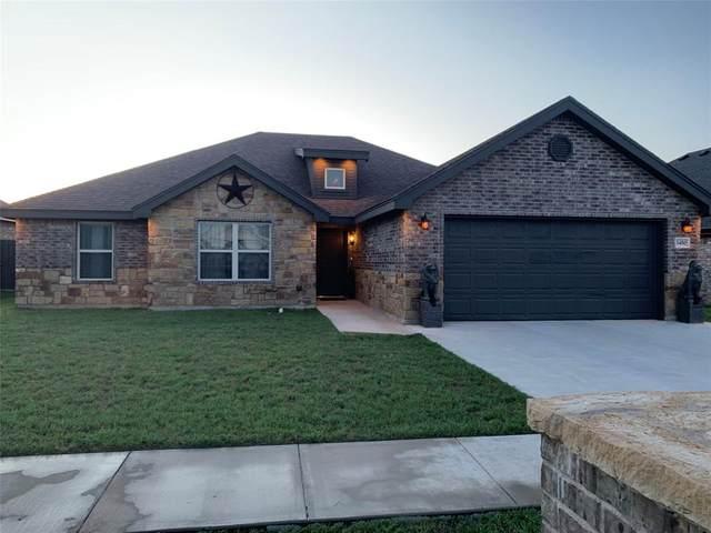 3450 Firedog Road, Abilene, TX 79606 (MLS #14331621) :: Tenesha Lusk Realty Group