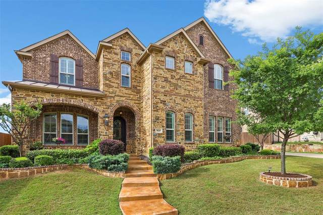 9849 Broiles Lane, Fort Worth, TX 76244 (MLS #14331771) :: Real Estate By Design