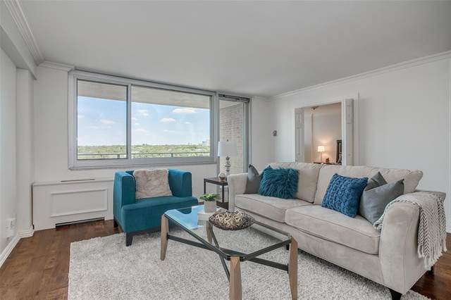 3883 Turtle Creek Boulevard #918, Dallas, TX 75219 (MLS #14331781) :: The Mitchell Group