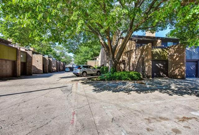 6019 Ridgecrest Road #207, Dallas, TX 75231 (MLS #14331932) :: The Chad Smith Team