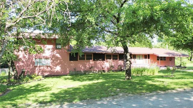 312 Magnolia Street, Hico, TX 76457 (MLS #14331948) :: The Hornburg Real Estate Group
